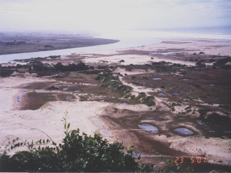 Você está visualizando imagens do artigo: Lagoas Costeiras: Morro dos Conventos, Araranguá, Litoral do Extremo Sul Catarinense
